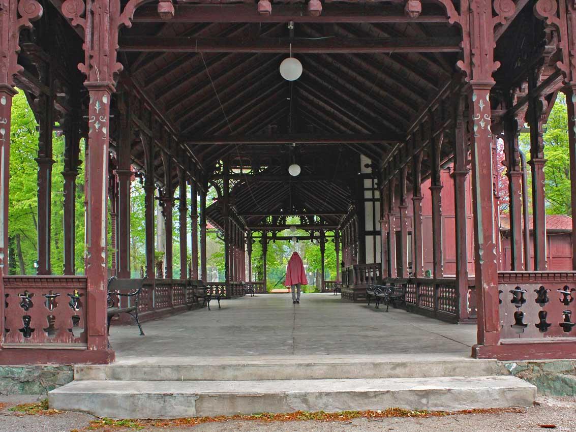 Im Pavillon