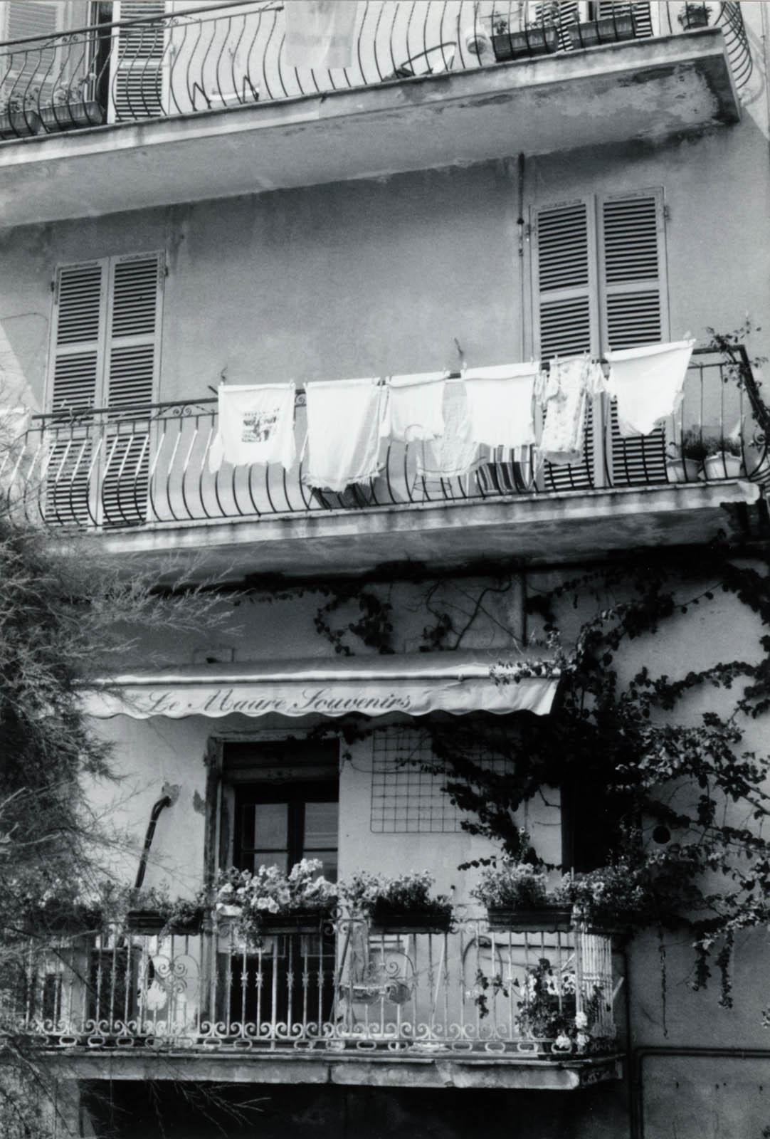 Korsika_Balkone