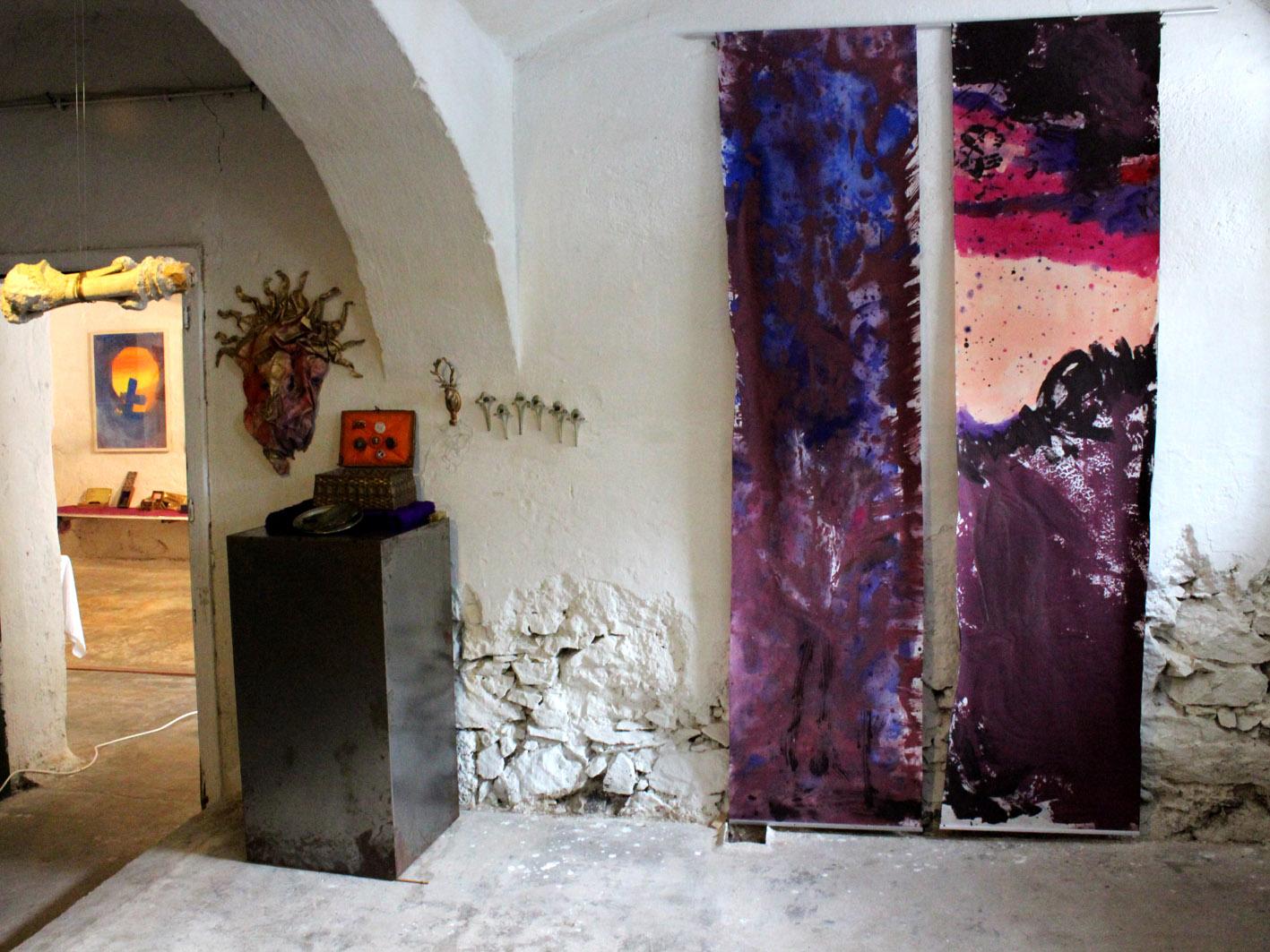 Violet_Lodge_Installationsansicht_1